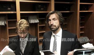 Andrea Pirlo ya mira hacia la siguiente temporada de la MLS