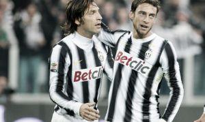 """Pirlo e Marchisio guardano oltre Cesena: """"Testa all'Atalanta"""""""