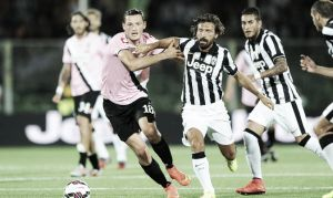 Resultado Juventus - Cesena en la Serie A 2015 (2-2)
