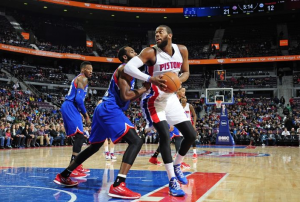 Detroit Pistons Travel To Philadelphia For Back-To-Back