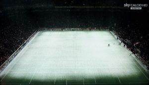 Galatasaray - Juventus abandoned due to adverse weather conditions