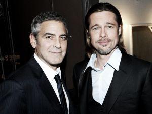 Brad Pitt estaría deseando protagonizar la nueva película de George Clooney
