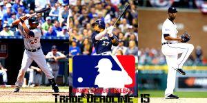 Results MLB Trade Deadline 2015