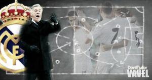 La pizarra de Ancelotti: el análisis táctico del Valencia