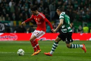 El SL Benfica elegido como vencedor de la Liga NOS por los usuarios