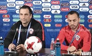 """Juan Antonio Pizzi: """"Trataremos de imponer nuestra posesión"""""""