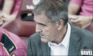 """Paco Herrera: """"No podemos lamentarnos por las bajas"""""""
