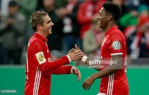Bayern Munich 3-1 FC Augsburg: Holders ease into next round