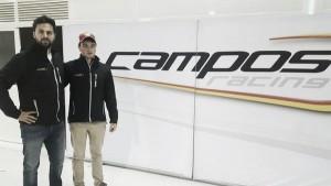 Thiago Vivacqua acerta com Campos Racing para temporada 2017 da EuroFormula Open
