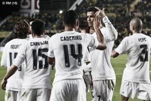 UD Las Palmas - Real Madrid: puntuaciones Real Madrid, jornada 29 Liga BBVA