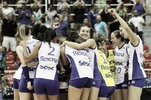 Com palco da final definido, Superliga feminina inicia fase de mata-mata