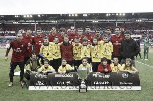 Osasuna - Sabadell: puntuaciones Osasuna, jornada 21 de Liga Adelante