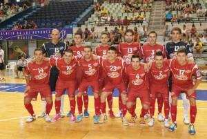 ElPozo Murcia empata en su primer amistoso de pretemporada