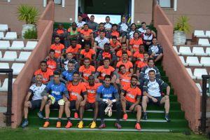 La plantilla del Granada CF envía una carta a su afición