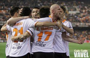 El Valencia, equipo con más victoriasen la Europa League