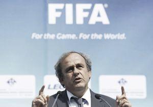 Platini se lance à la succession de Blatter