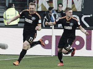 Hamburger SV 1-1 Karlsruher SC: Second leg all to play for after tight affair in Hamburg