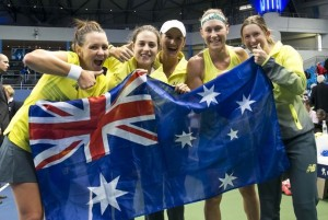 Fed Cup World Group Playoffs Seeds Announced