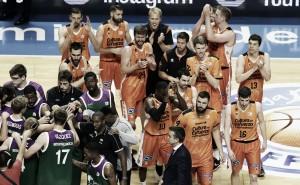 El Valencia Basket arrolla y pasa a semifinales de los Playoffs