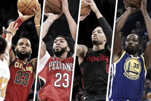 2018 NBA Playoffs: Predicting the outcome of the first-round