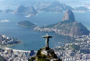 Río de Janeiro convierte la basura en arte