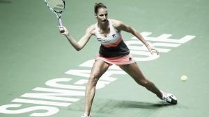 Pliskova supera Venus Williams na abertura do WTA Finals