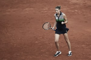 French Open: Karolina Pliskova advances to the third round in Paris for the first time