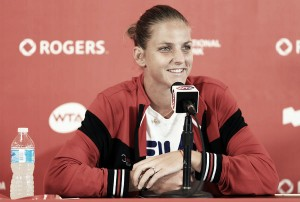 Karolina Pliskova: I feel no different as world number one