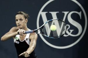 Karolina Pliskova ejerce de número uno