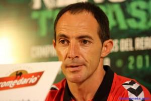 """Pedro Munitis: """"No renunciamos a nada, todo puede pasar"""""""