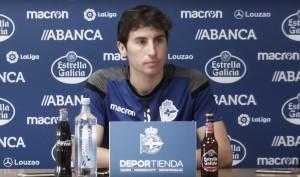 """Mosquera: """"El equipo va a seguir creciendo, haremos una buena temporada"""""""