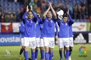 CD Lugo - Real Oviedo: prueba de exigencia