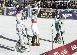 Mikaela Shiffrin sublime, trionfo in Svezia