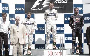 "Previa histórica GP de Canadá 2008: ""Salut Gilles"", dijo Robert Kubica"