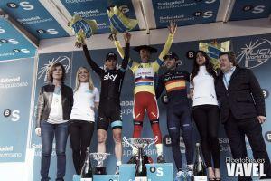 Las sonrisas de la Vuelta al País Vasco