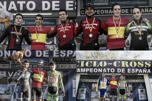 Esteban, A. González, Orts y Feijoo se coronan en Valencia