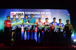 Indonesia Raih Lima Gelar di Turnamen Pembangunan Jaya Junior Grand Prix