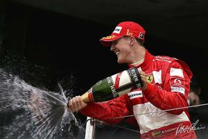 Schumacher, iniziato processo graduale per il risveglio