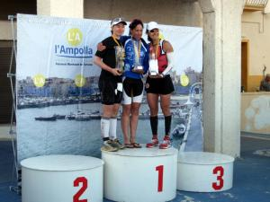 Sara Fernández: ''Lo más duro de un Ironman es el entrenamiento diario que se necesita, más incluso que la prueba misma''