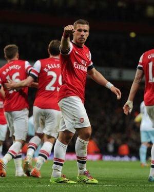 L'Arsenal torna alla vittoria: 3-1 al West Ham