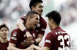¿Podolski e Iniesta juntos en Japón?