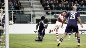 Arsenal - Anderlecht: partido vital para dos aspiraciones distintas