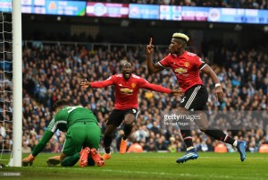 Manchester City 2-3 Manchester United: United player ratings after a remarkable comeback