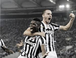 Dominant Juventus Performance Sinks Lazio