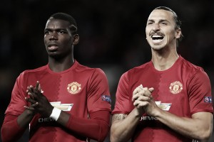 Voltando de lesões, Ibrahimovic, Pogba e Rojo são relacionados e podem enfrentar Newcastle