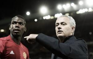 Mourinho confirma ausência de Pogba no dérbi de Manchester, mas ganha reforço