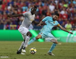 Pogba on the same level as Messiand Neymar, claims Man Utd boss Mourinho