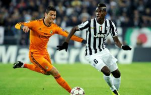Ballon d'or : Pogba votera Ronaldo