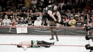 Braun Strowman impide conocer el retador número uno