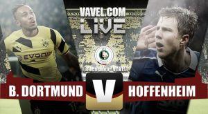 Resultado Borussia Dortmund vs Hoffenheim (3-2)
